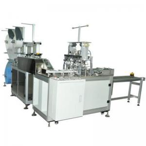 High speed face mask machine with full servo system
