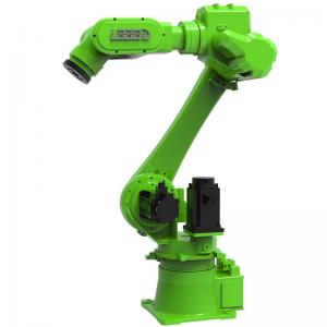 Industrial 6 axis robot 30kg 1850mm easy operation