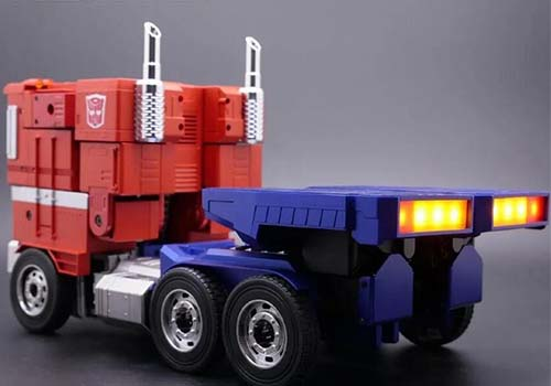 Automático Transformers-Optimus Prime es ¡Venir! hecho en China